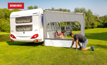 Fiamma Side W Panel For Caravanstore / F35 Pro Awnings - Renewed Version